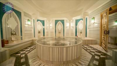 حمام ترکی عثمانی در تورونچ