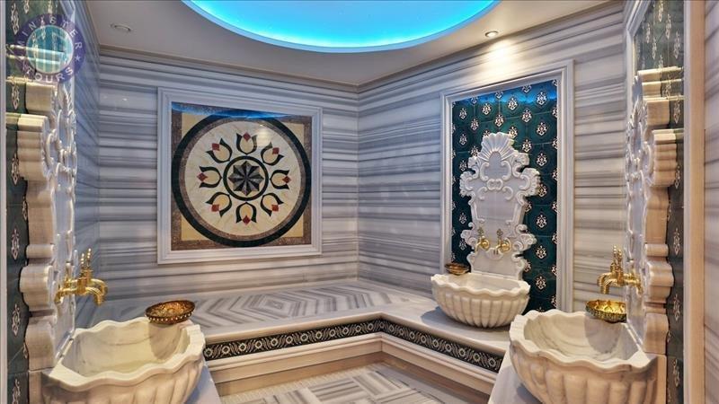 Ottoman Turkish Bath