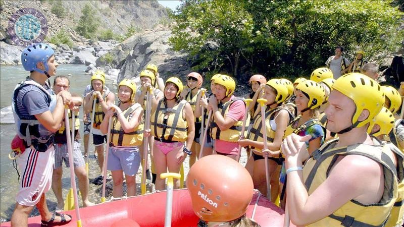 Marmaris Rafting Tour