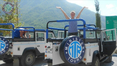 Marmaris Jeep Safari Turu
