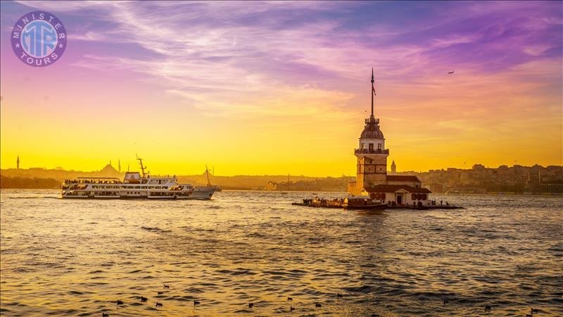 Marmaris to Istanbul Day Trip
