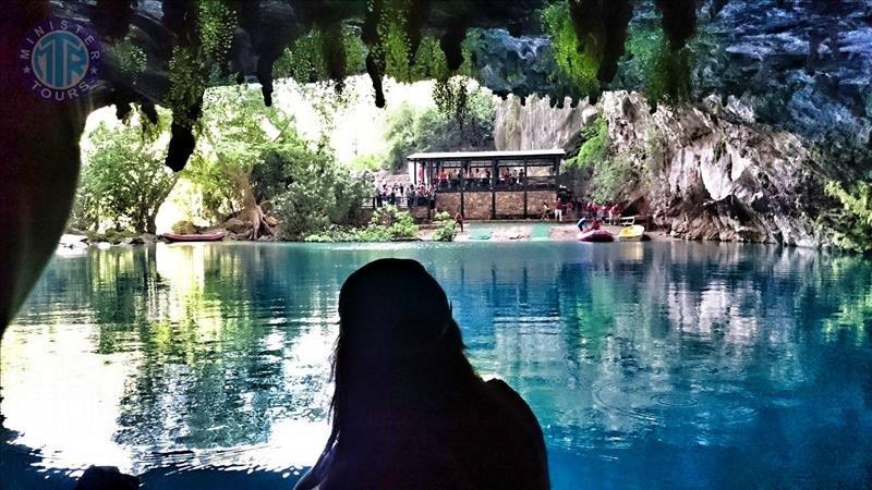 پارک غار آلتین بشیک از اوکورجالار