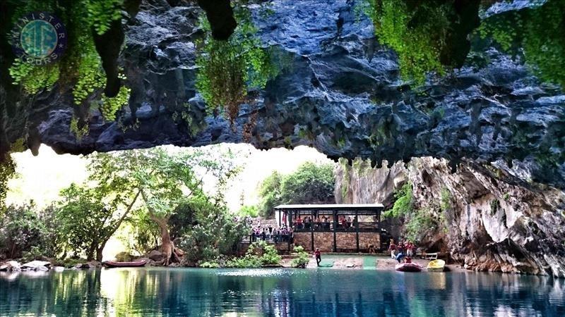 پارک غار آلتین بشیک از کوناکلی