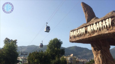Alanya Cable Car and City Tour from Turkler