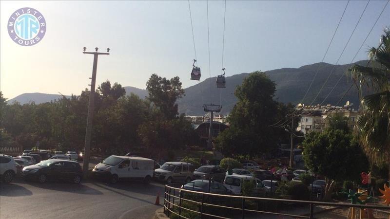 Alanya svævebane med city tour
