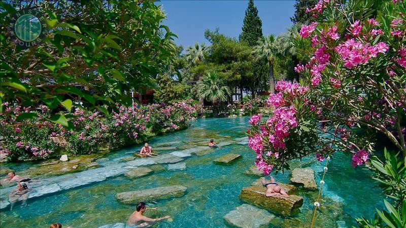 Salda lake and Pamukkale Tour from Alanya