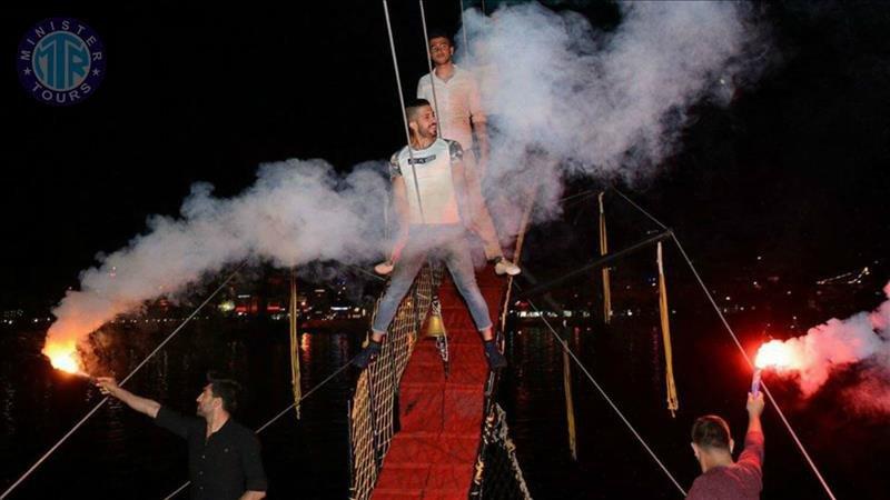 Marmaris Night Boat Party