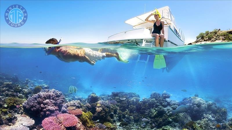 Marmaris Snorkeling Tour