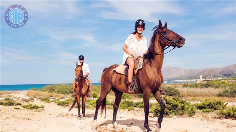 Horse riding in Marmaris