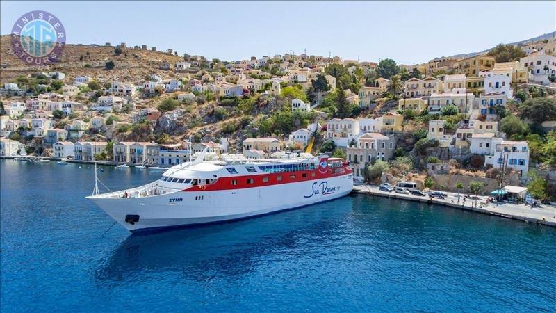 Marmaris Rhodes Ferry Ticket