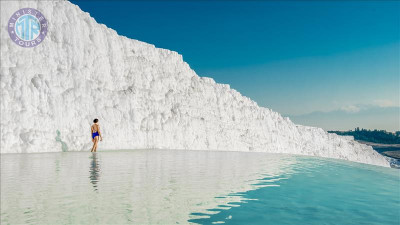 Excursion to Pamukkale from Alanya