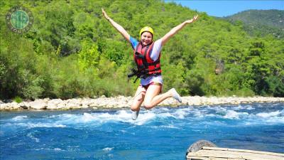 Alanya Rafting Tour