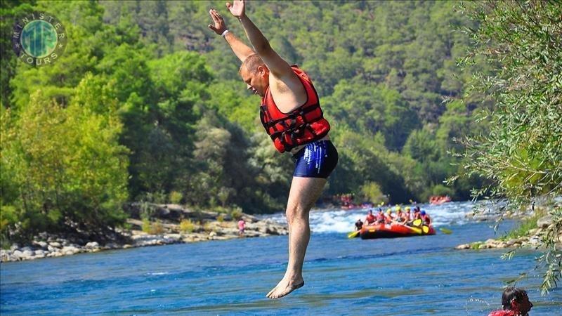 River Rafting I Alanya
