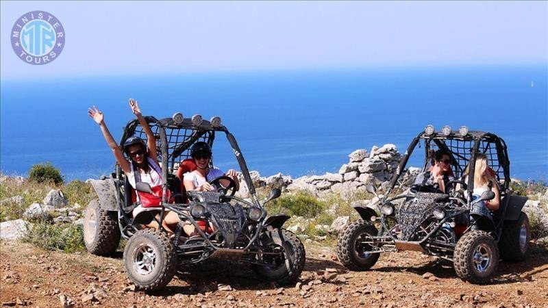 Buggy Safari à Alanya