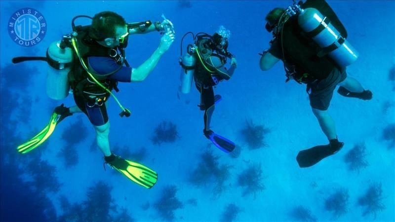 Diving Tour in Alanya