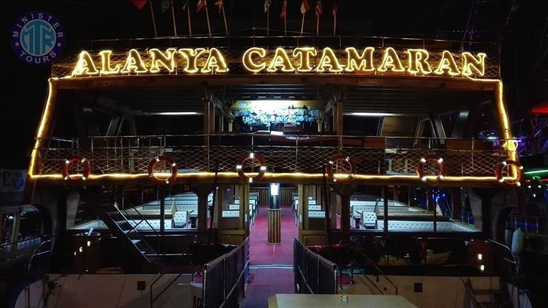 تور کشتی کاتاماران در کوناکلی