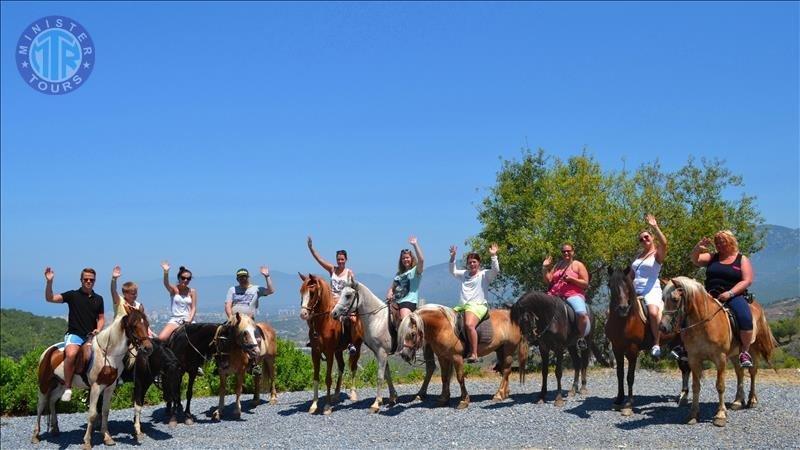 تور اسب سواری در محمودلار