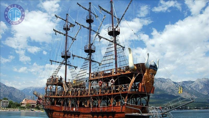 تور کشتی وایکینگ در کوناکلی