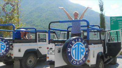 Excursion with Kids in Turkler