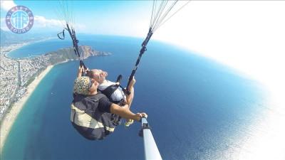 Alanya Paragliding (Parachute) Tour
