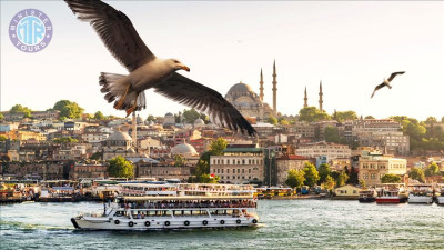 Tour to Istanbul from Alanya 1