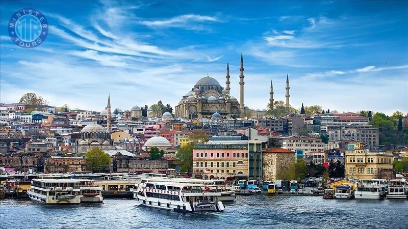 Istanbul reise aus Alanya