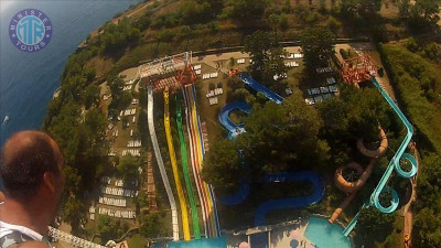 Water Park in Alanya from Turkler