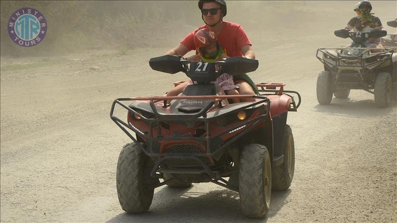 Quad bike Safari in Titreyengol