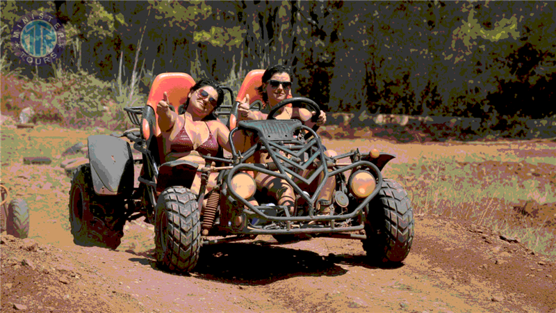 Buggy safari in Sorgun