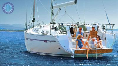 اجاره قایق خصوصی در سیده