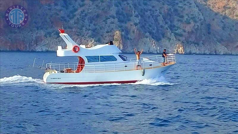 Rent Yacht in Manavgat Turkey