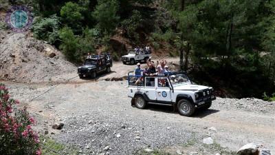 Jeep Safari in Evrenseki Turkey