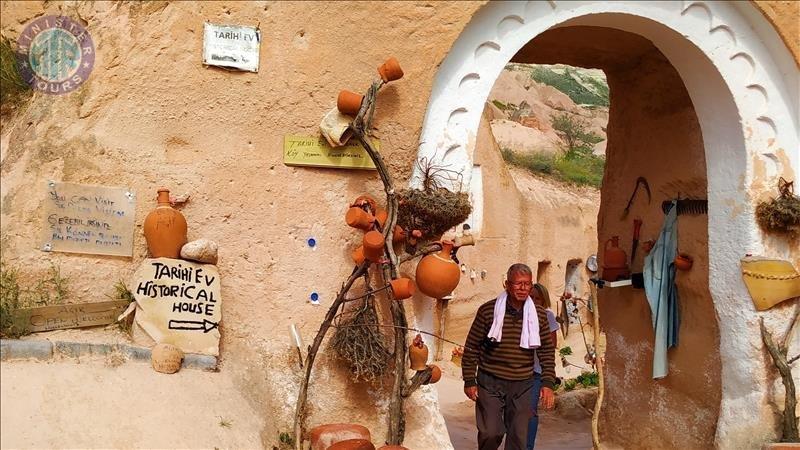 Excursion to Cappadocia from Kizilot
