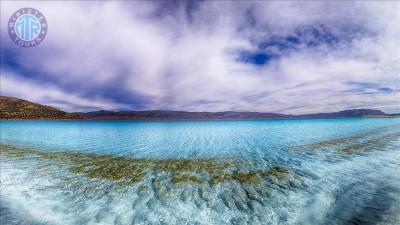 تور دریاچه سالدا و پاموکاله از سیده