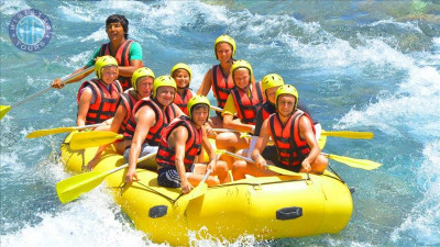 Rafting in Evrenseki Turkey
