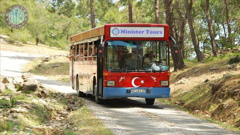 City Tour and Boat Trip in Colakli Turkey