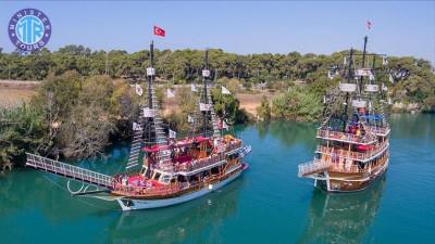 Boat Tour in Evrenseki Turkey