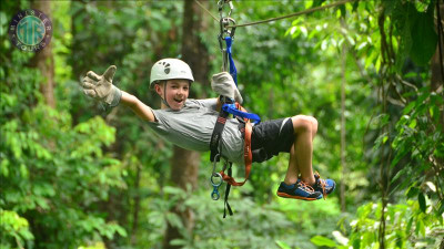 Evrenseki Zipline, Rafting and Trekking