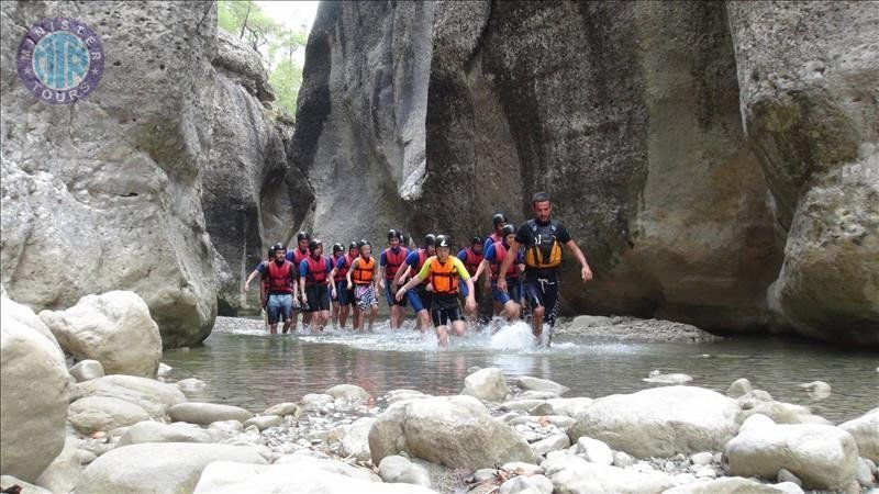 Evrenseki Zipline, Rafting and Trekking